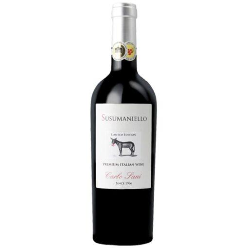 Carlo Sani Susumaniello - vinoamano