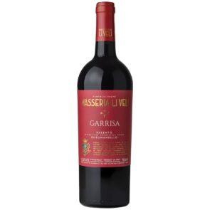 Masseria Li Veli Garrisa Susumaniello - vinoamano