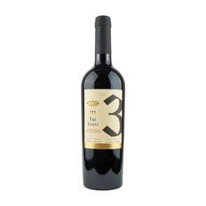 Tre Forte Rosso Puglia - vinoamano